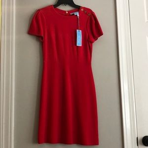 Draper James Red Dress - NEW with tags
